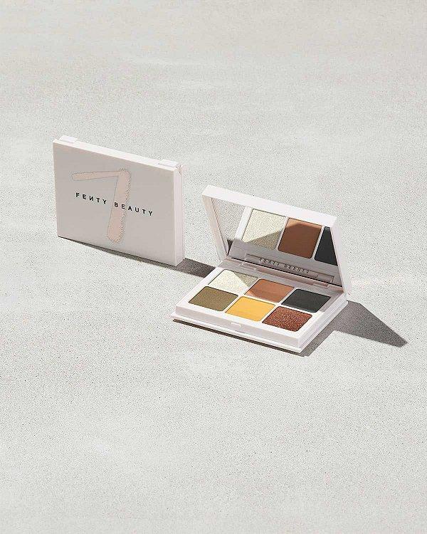 Fenty Beauty - Paleta Snap Shadows Mix & Match - 7 - Cadet