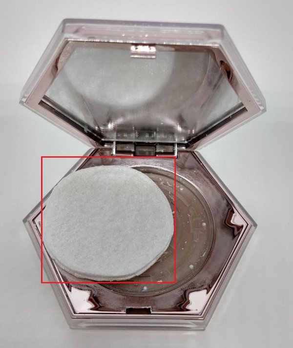 Fenty Beauty - DANIFICADO - Diamond Bomb All - Over Diamond Veil
