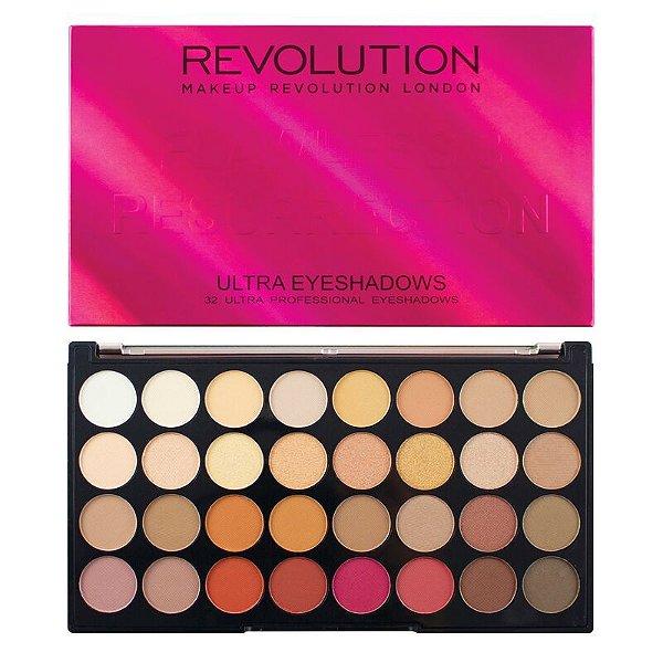 Makeup Revolution  - Paleta Ultra 32 - Flawless 3 Resurrection
