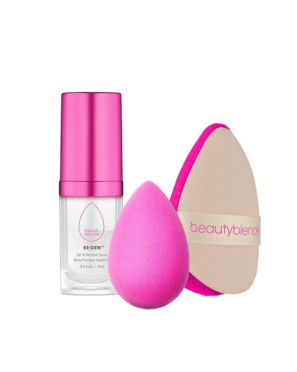 Beauty Blender - Kit de Rosto Flawless - Glow All Night