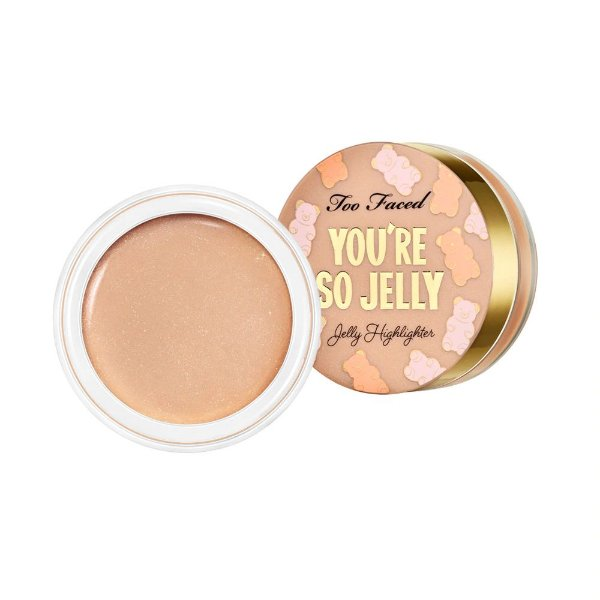 Too faced - Jelly Iluminador - You're So Jelly - Gilded Champagne