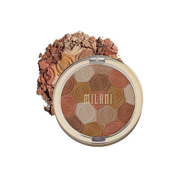 Milani - Pó Iluminador Face Powder - 01 Amber Nectar