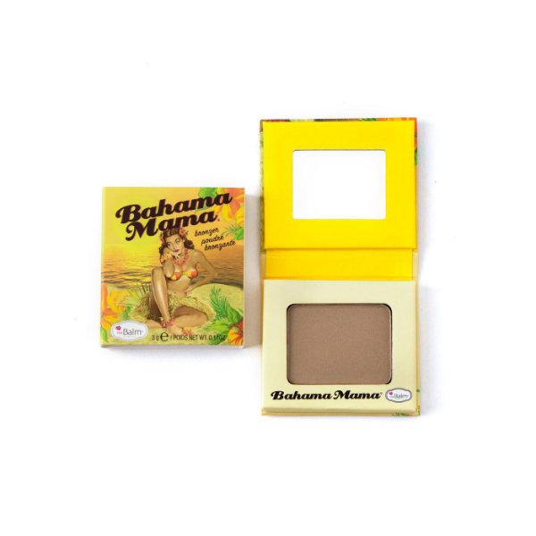 The Balm - Pó Mini Bronzeador Bahama Mama - 3g