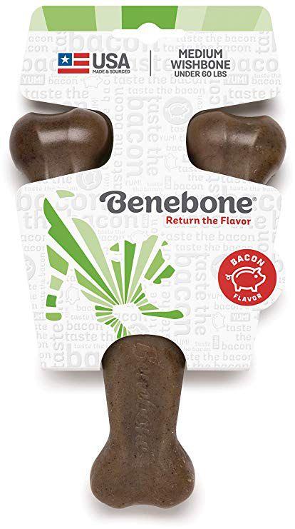 Benebone Wishbone - Bacon