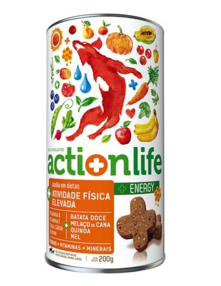 Petisco Spin Pet 200g - ACTIONLIFE ENERGY