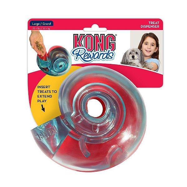Brinquedo Recheavel Kong Rewards Shell