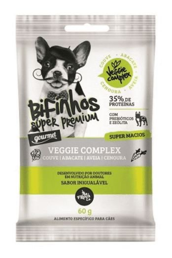Bifinho Super Premium Veggie Complex The French - 60g