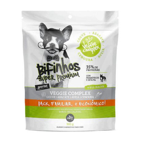 Bifinho Super Premium Veggie Complex Pack Familiar The French - 300g