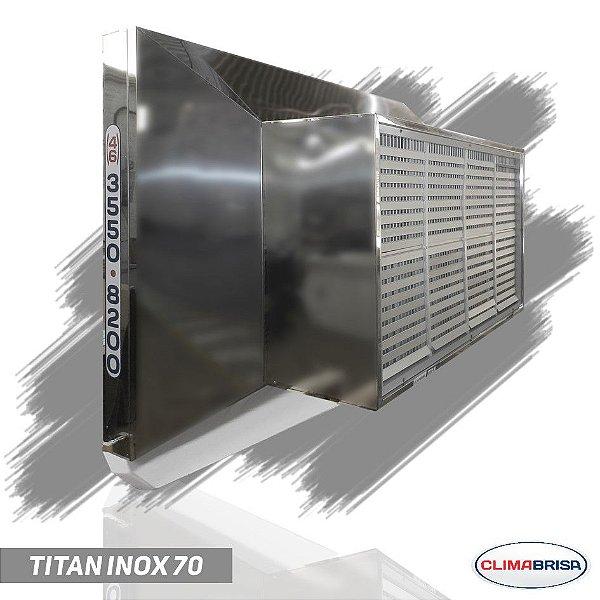 Climatizador Industrial Climabrisa Titan Inox 70