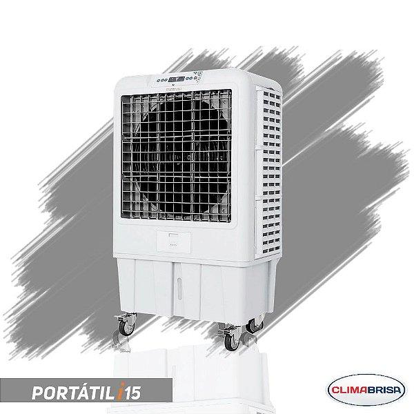 Climatizador Portatil Climabrisa i15   VOLTAGEM 220V