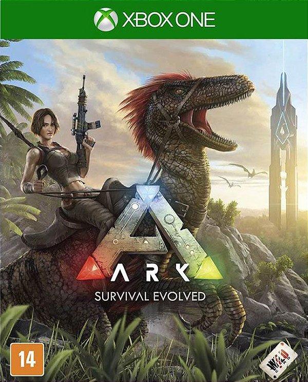 ARK: Survival Evolved - Xbox One - Mídia Digital
