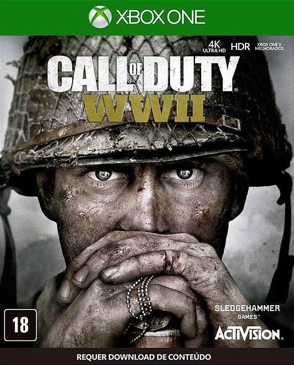 Call Of Duty WWII Gold Edition - Xbox One - Mídia Digital