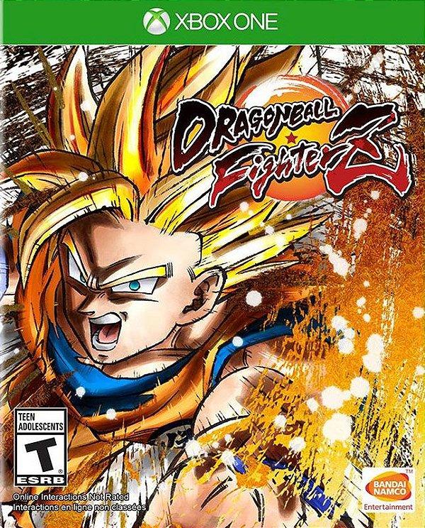 Dragon Ball Fighterz - Xbox One - Mídia Digital