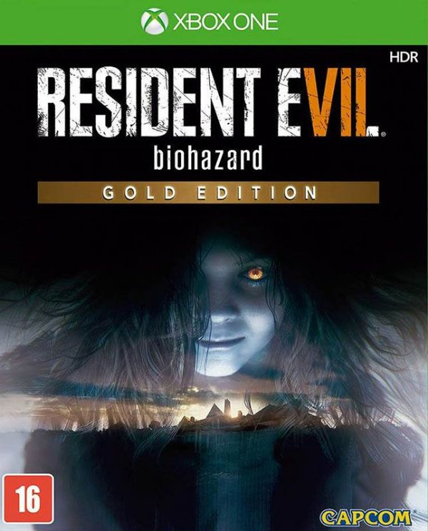 Resident Evil 7: Biohazard Gold Edition - Xbox One - Mídia Digital