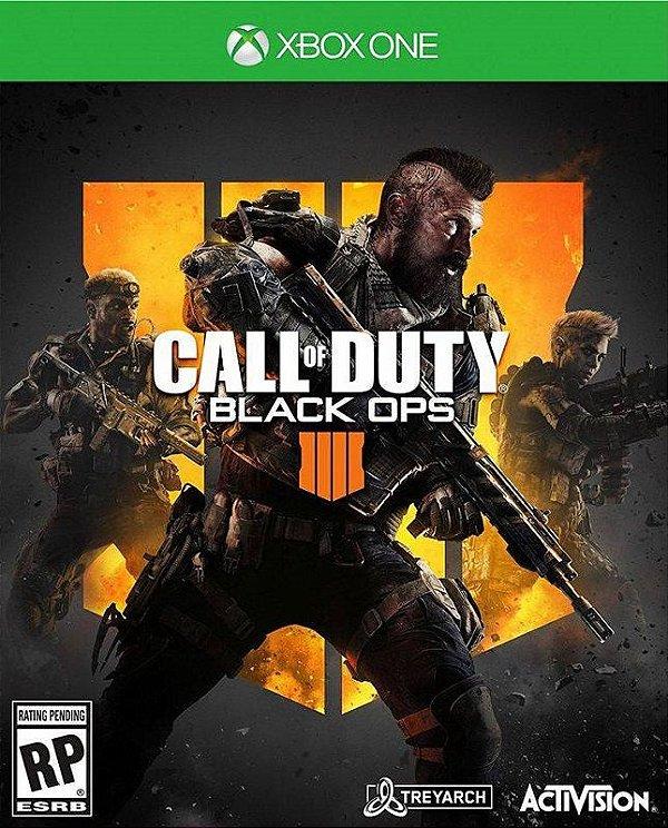 Call Of Duty Black Ops 4 - Xbox One - Mídia Digital