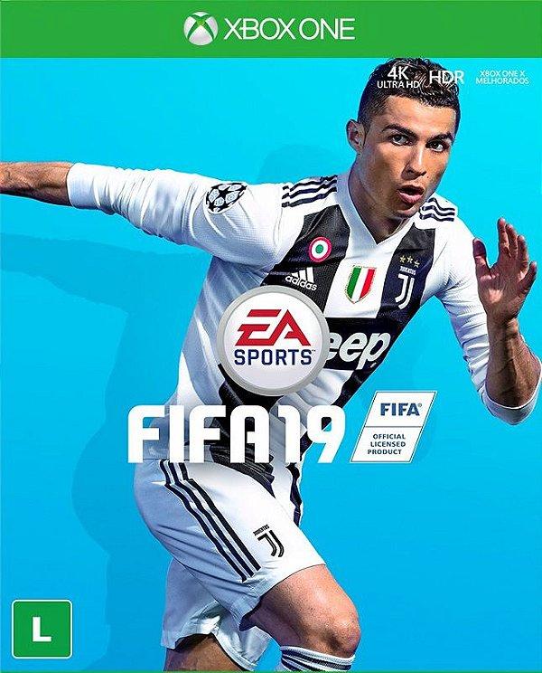 FIFA 19 Edição Standard - Xbox One - Mídia Digital
