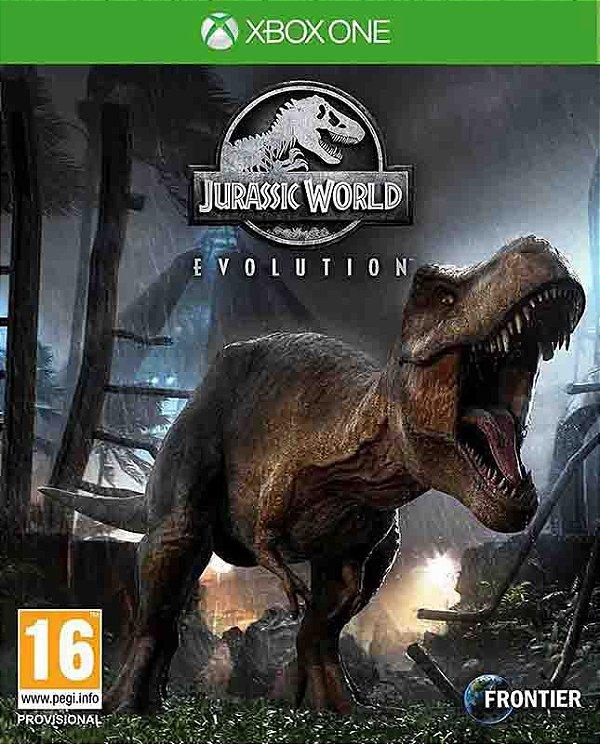Jurassic World Evolution - Xbox One - Mídia Digital
