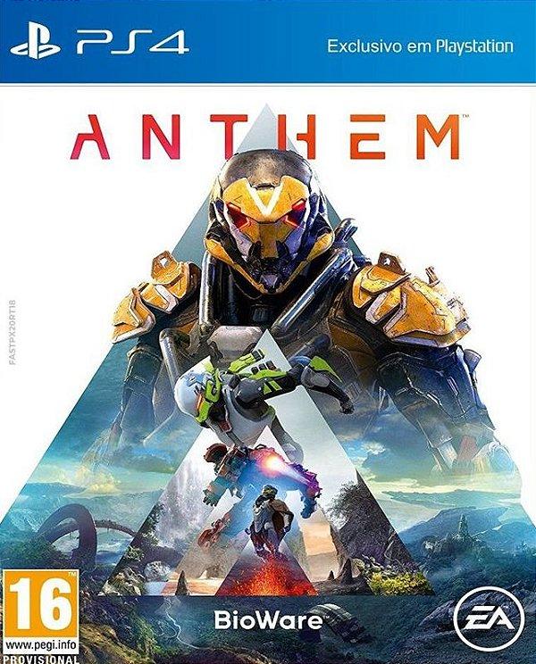 Anthem Edição Standard - PS4 - Mídia Digital