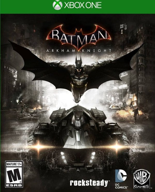 Batman Arkham Knight - Xbox One - Mídia Digital