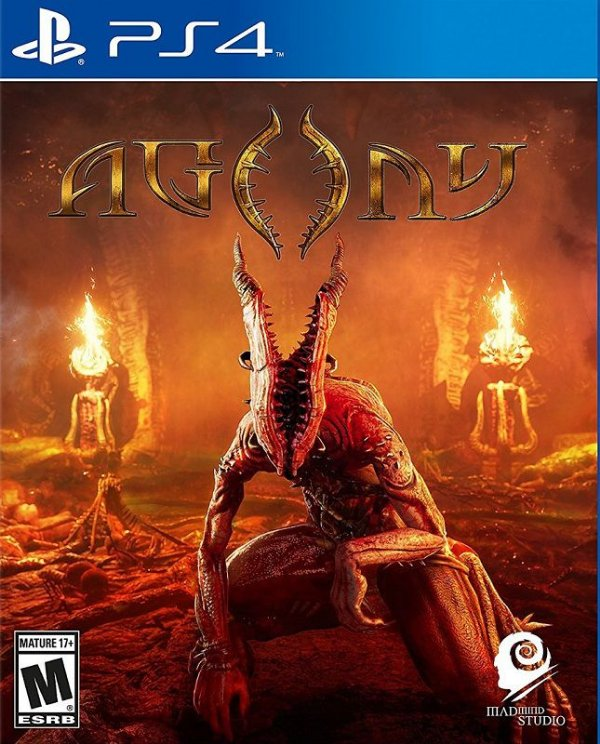 Agony - PS4 - Mídia Digital