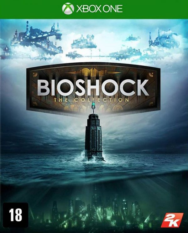 BioShock The Collection - Xbox One - Mídia Digital