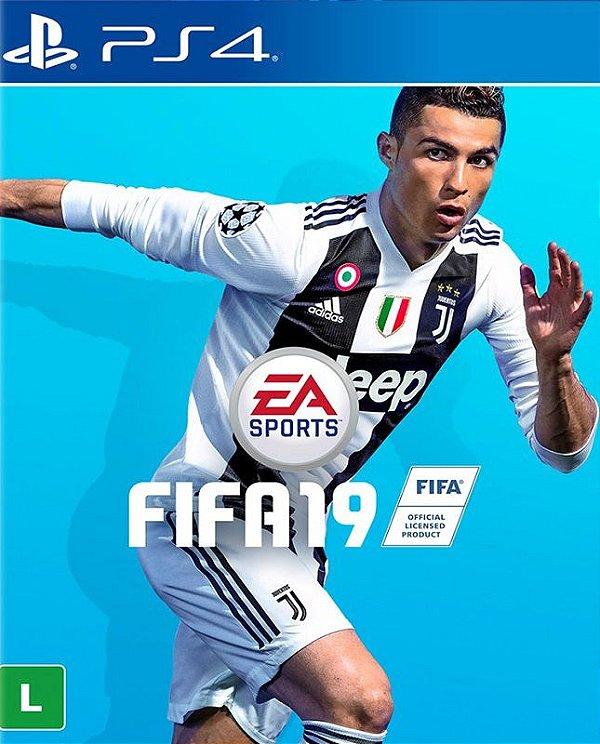 FIFA 19 PT-BR Edição Standard - PS4 - Mídia Digital