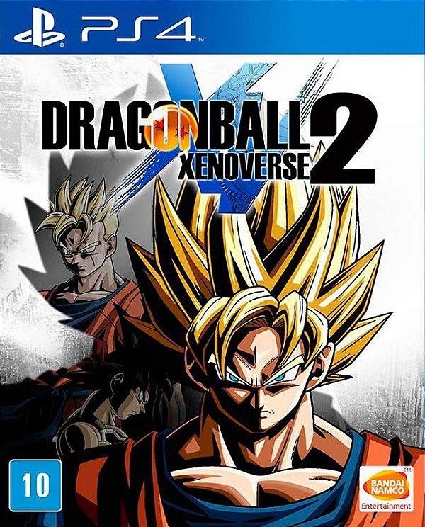 DRAGON BALL XENOVERSE 2 - PS4 - Mídia Digital