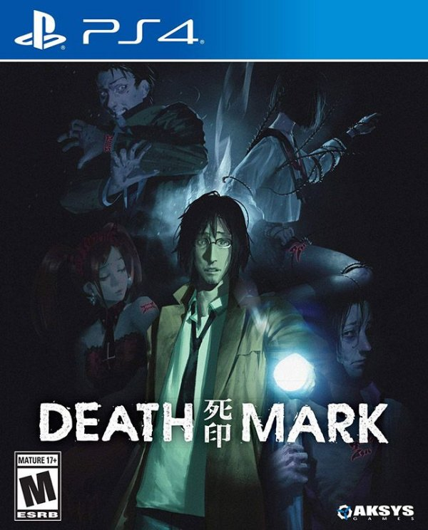 Death Mark - PS4 - Mídia Digital
