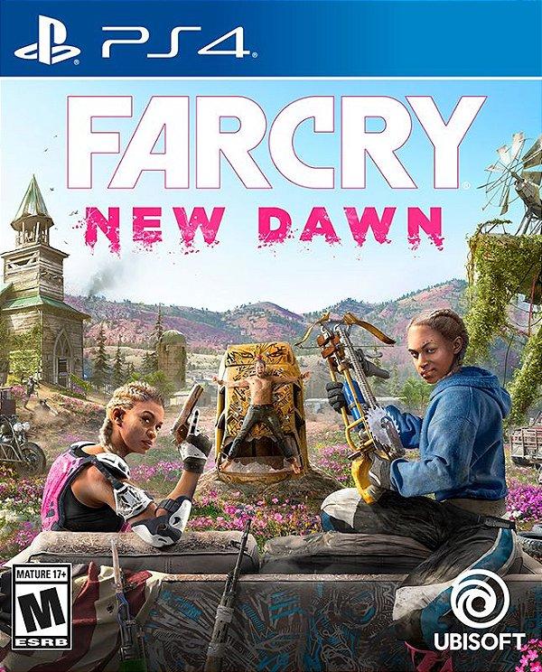 Far Cry New Dawn - PS4 - Mídia Digital