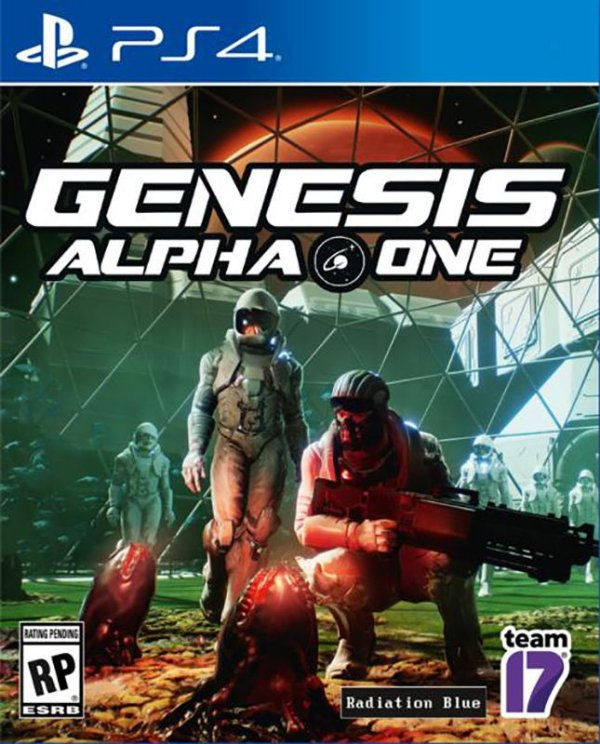 Genesis Alpha One - PS4 - Mídia Digital