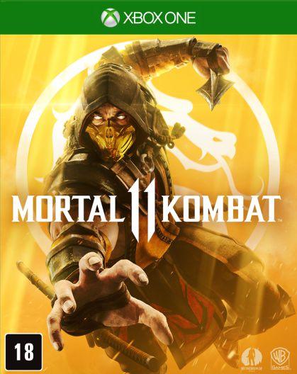 Mortal Kombat11 - Xbox One - Mídia Digital - PRÉ-VENDA