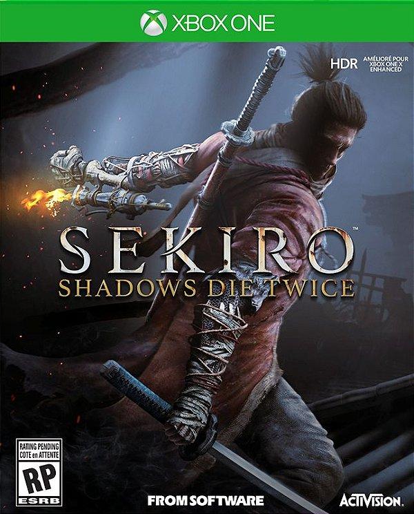 Sekiro Shadows Die Twice - Xbox One - Mídia Digital - PRÉ-VENDA