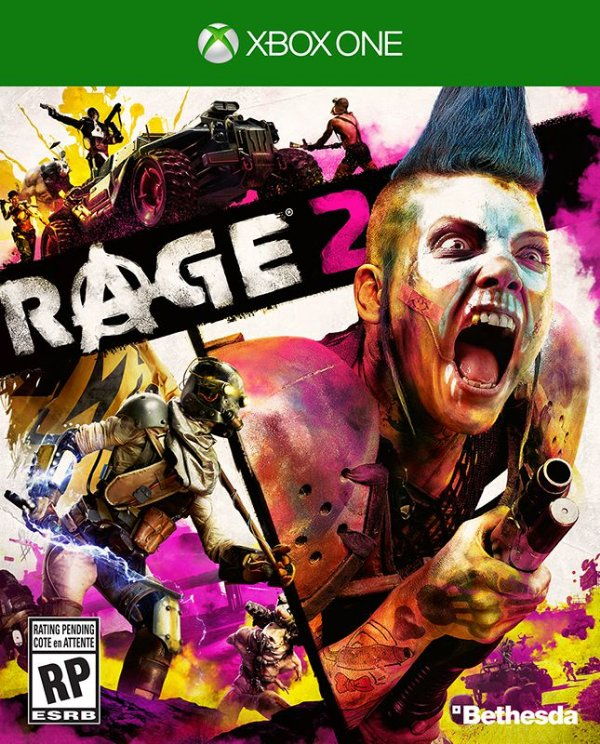 RAGE 2 - Xbox One - Mídia Digital