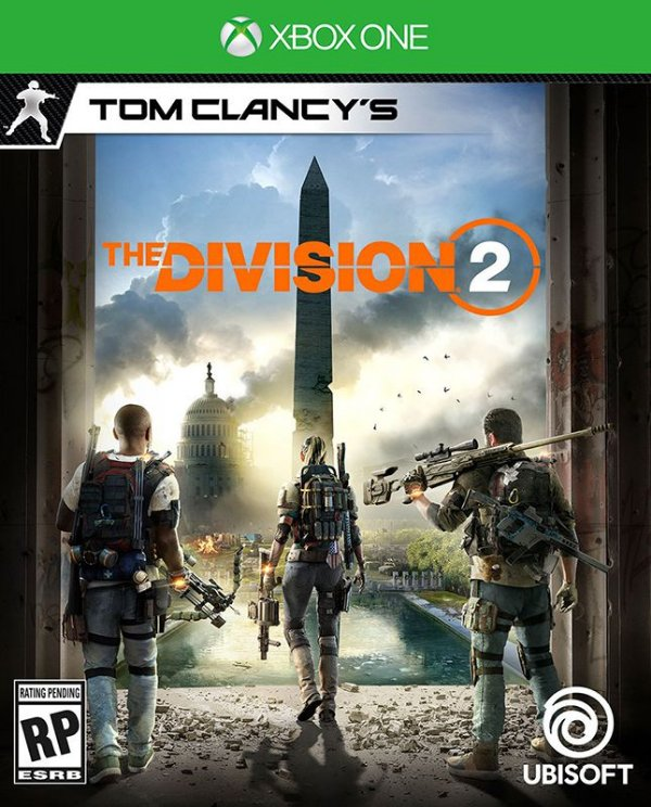 Tom Clancy's The Division 2 - Xbox One - Mídia Digital - PRÉ-VENDA