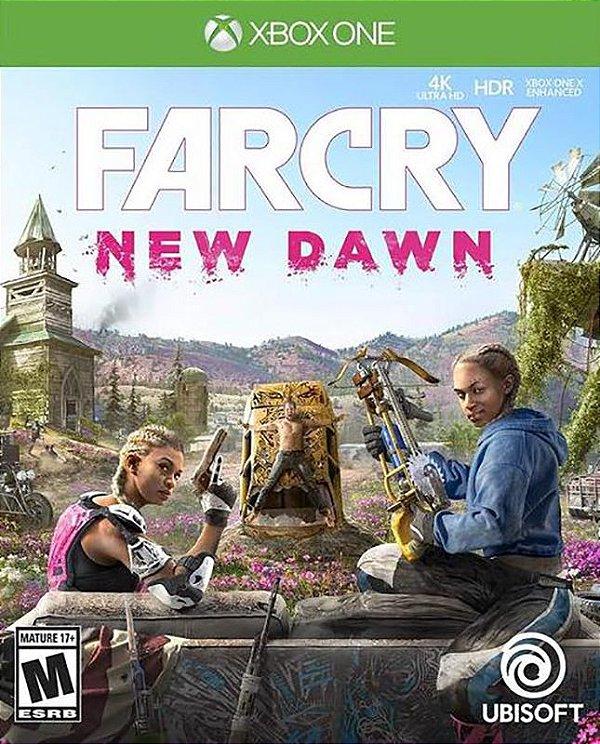 Far Cry New Dawn - Xbox One - Mídia Digital