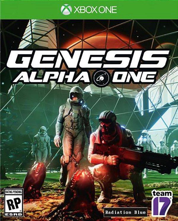 Genesis Alpha One - Xbox One - Mídia Digital