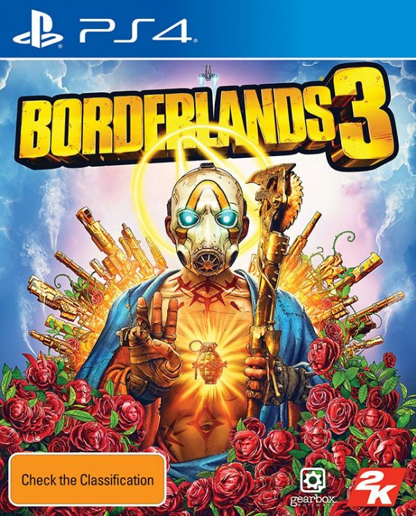Borderlands 3 - PS4 - Mídia Digital - PRÉ-VENDA