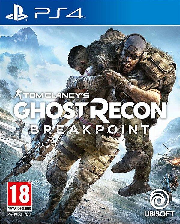 Tom Clancy's Ghost Recon Breakpoint - PS4 - Mídia Digital - PRÉ-VENDA