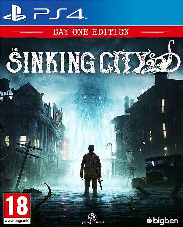 The Sinking City - PS4 - Mídia Digital - PRÉ-VENDA