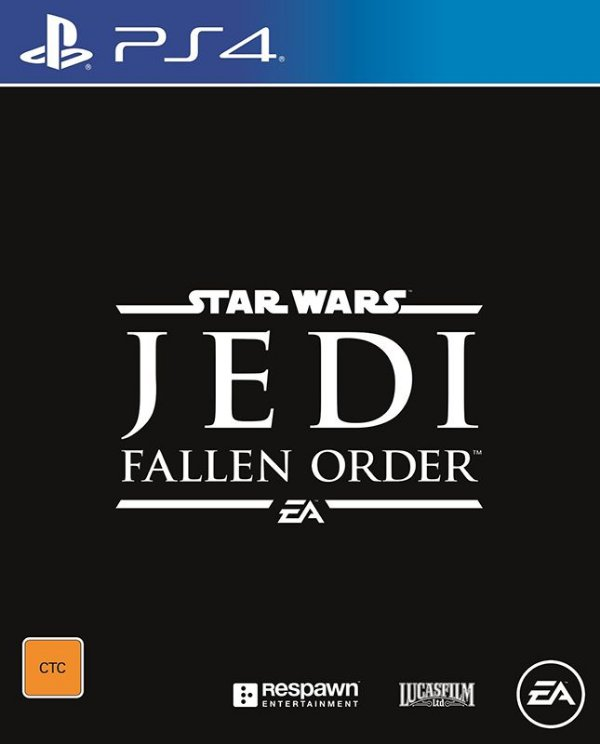STAR WARS Jedi Fallen Order - PS4 - Mídia Digital - PRÉ-VENDA
