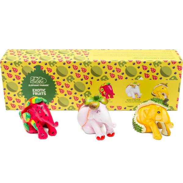 Multipack Exotic Fruits - 5 cm
