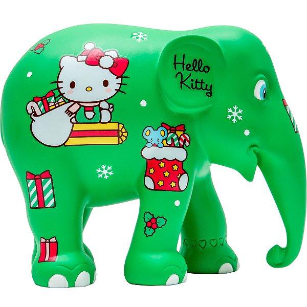 Hello Kitty Happy Christmas - 10 cm