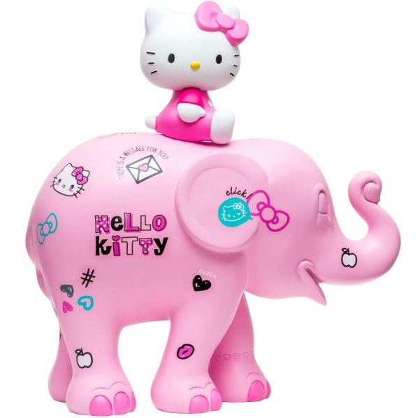 Hello Kitty Sitting - 10 cm