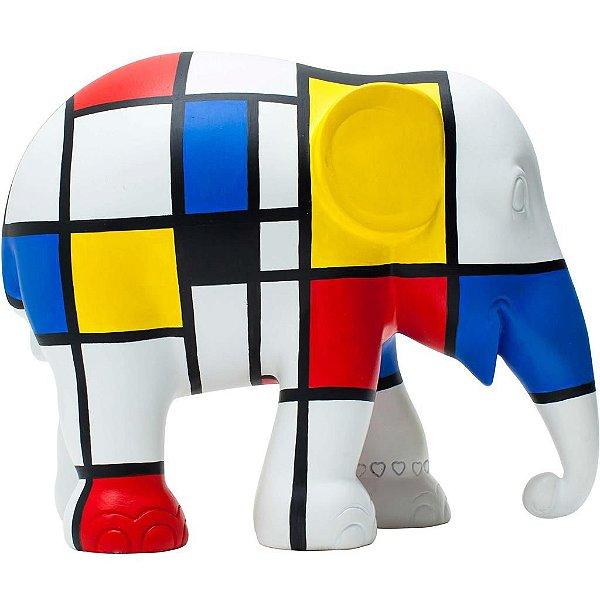Hommage to Mondriaan - 20 cm