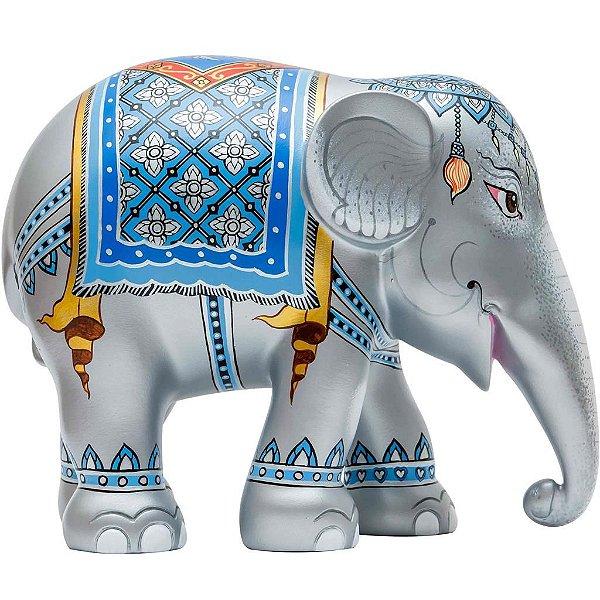 Royal Elephant Silver - 20 cm