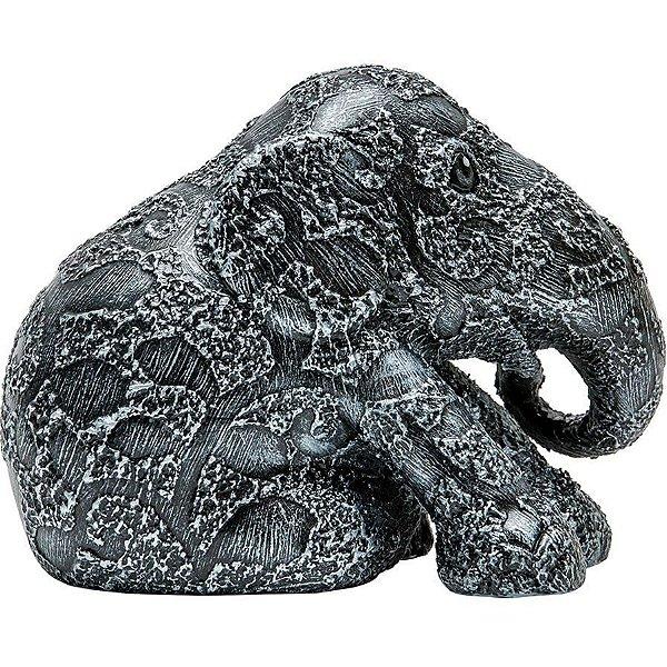 Silver Clover - 10 cm
