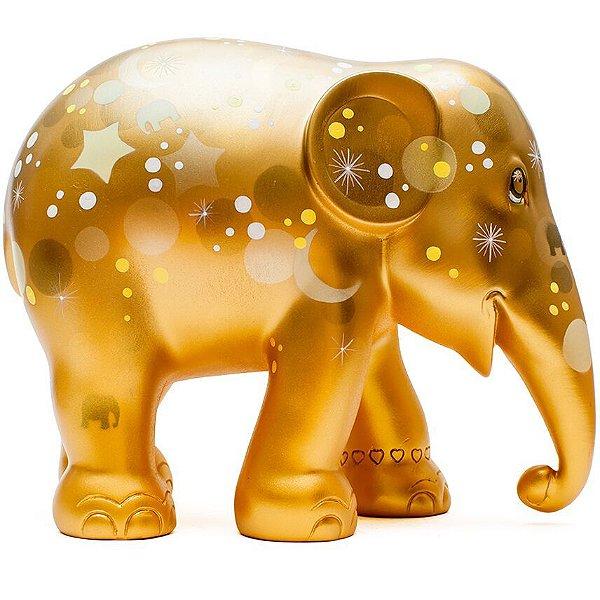 Sparkling Celebration Gold - 10 cm