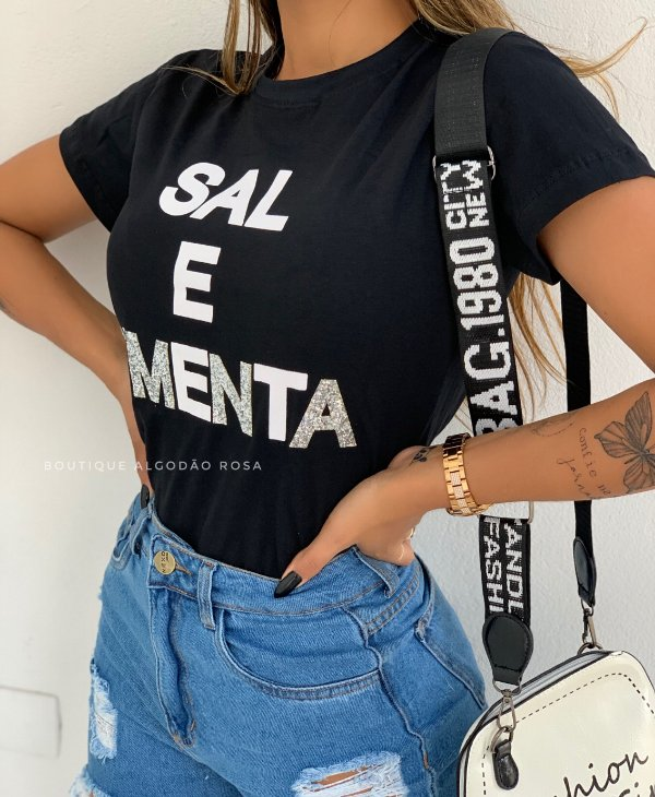 T-shirt Thai Sal e Pimenta