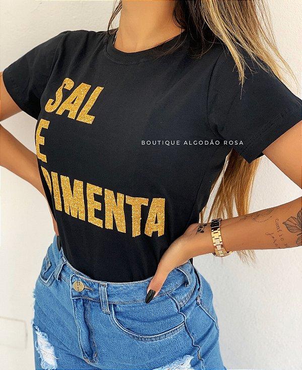 T-shirt Any Sal e Pimenta