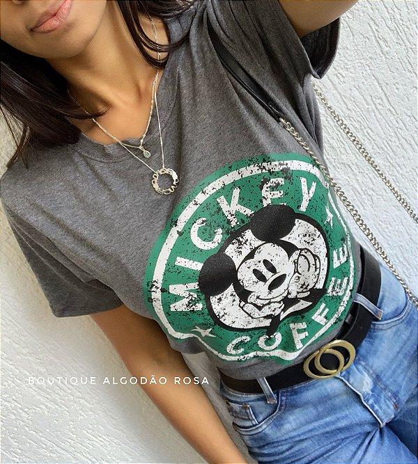 T-shirt Coffee chumbo